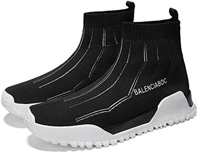Zapatos de hombre Tejiendo Tul de goma Primavera Primavera Suela ligera Comfort Zapatillas Zapatos para caminar