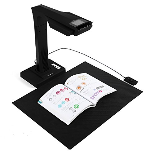 CZUR Smart Book Document WiFi Scanner with Curve Distortion