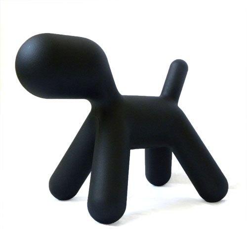 Magis Puppy by Eero Aarnio, schwarz, M