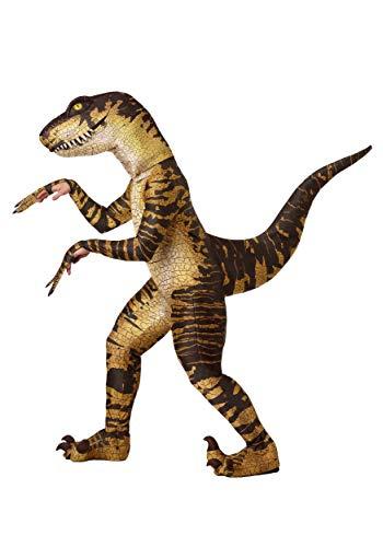 Adult Raptor Fancy Dress Costume X-Large (Raptor-kostüm)