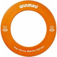Dartboard surrounds naranja winmau darts bdo
