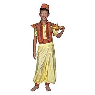 My Other Me Me - Aladin Fantasy Costume, Multicolour (205307)
