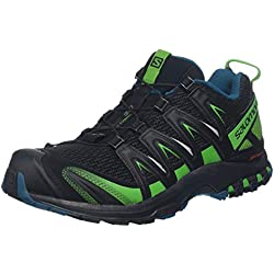 Salomon XA Pro 3D Zapatillas De Trail Running Para Hombre Color Negro