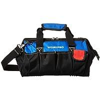 WorkPro w081021a herramienta bolsa de almacenamiento cerca Top Boca Ancha (35,5cm)