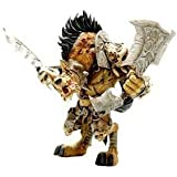 World of Warcraft Series 4 Gnoll Warlord: Gangris Riverpaw Action Figure by Diamond Comics