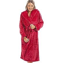 Amazon.fr : robe de chambre femme polaire
