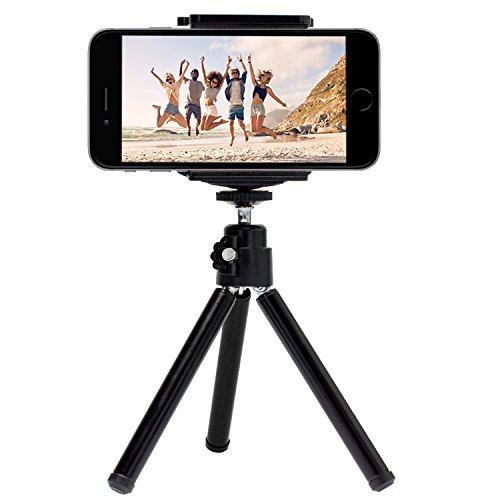 Universal Stativ Handy-Ständer Selfie Klemmstativ Tripod/Dreibein Smartphone