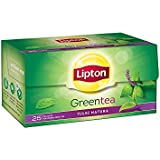 Lipton Green Tea Tulsi Natural, 25 Tea Bags