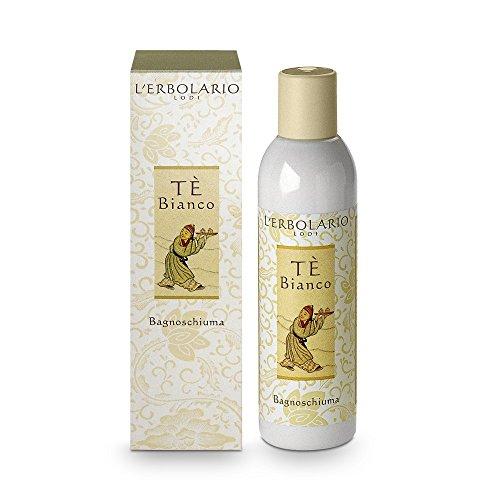 L'Erbolario weisser Tee Bade und Duschgel, 1er Pack (1 x 200 ml)