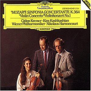 Sinfonia concertante KV 364 / Violinkonzert Nr. 1