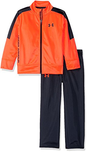 Under armour -  tuta da ginnastica  - ragazzo arancione blaze orange