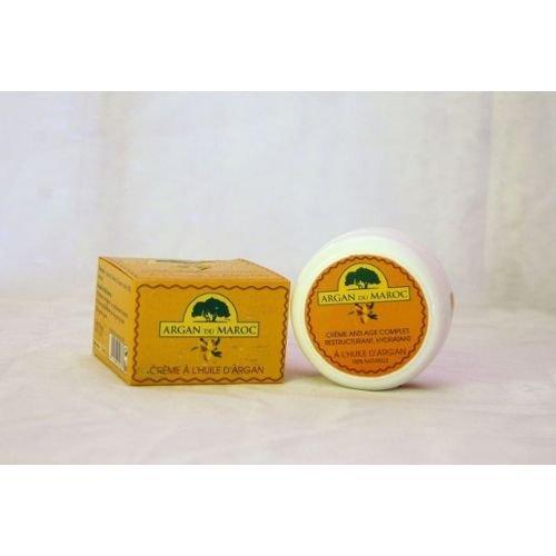 Crema Anti Edad completo: restructurant, Hydratant a la aceite de argán, Pot 100ml
