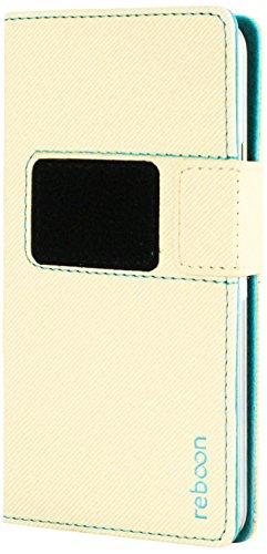 Cubierta reboon Boon   Para tablets, eBook-Reader y los teléfonos móviles   Funda con función de soporte, soporte de coche para & más
