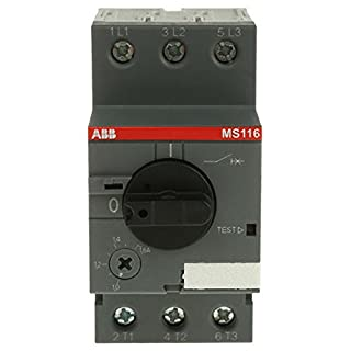 abb-entrelec MS116-1.6-guardamotor MS116-1.61.0-1.6A