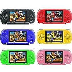 878 220 Consola de videojuegos SLIM VIDEOJUEGOS LCD portátil recargable