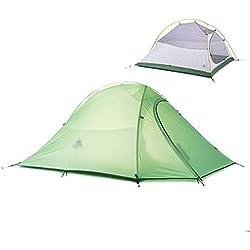 T/g/y/h Y/w/p/e Tente imperméable Ultra légère, Tente UV de Plage de Tente de Tente extérieure de dôme de Camping Convenable for 3-4 Personnes (Color : B)