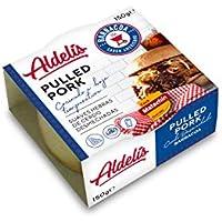 Aldelís Conserva Cerdo Hebras Barbacoa Pack 150 Gr 1 Unidad 150 g Pack de 12
