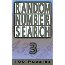 Random Number Search 3: 100 Puzzles: Volume 3