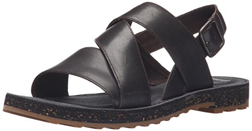 Camper Pim 22519-028 Sandali Donna Marrone (Marrone scuro (Dark Marrone))