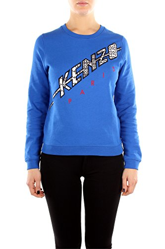 1659521SW80271K01-Kenzo-Sweatshirts-Women-Cotton-Blue