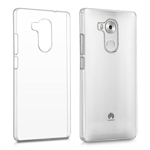 kwmobile Huawei Mate 8 Hülle - Handyhülle für Huawei Mate 8 - Handy Case in Transparent