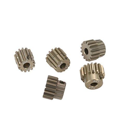 MMLC GoolRC M0.6 3,175mm 13 T 14 T 15 T 16 T 17 T 0,6 Modul Ritzel Motor Getriebe (A) -