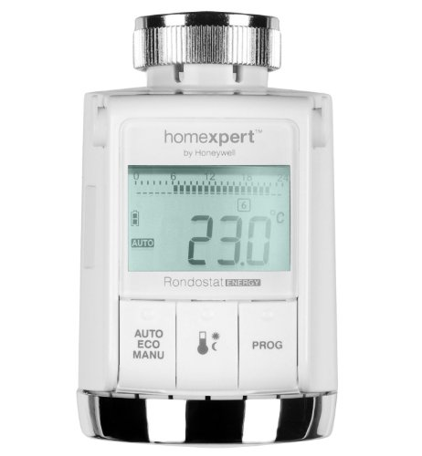 Honeywell Programmierbarer Heizkörperthermostat HR25-Energy