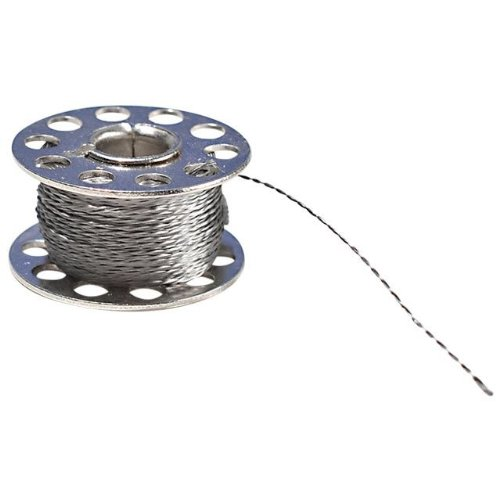 Threads (Adafruit Stainless Thin Conductive Thread - 2 ply - 23 meter/76 ft[640])