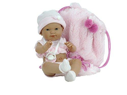 Nines Artesanals d'Onil - Baby Recién Nacido con mochila de regalo (410)