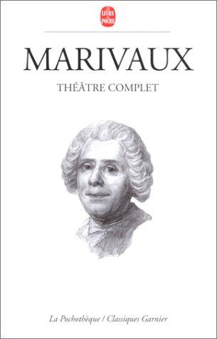 Theatre Complet (Ldp Litt.Theat.) par Marivaux