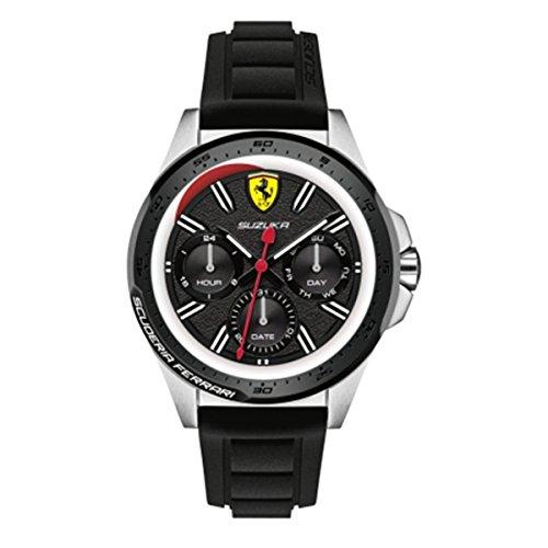 Ferrari De los hombres Ferrari SUZUKA Reloj 0870013