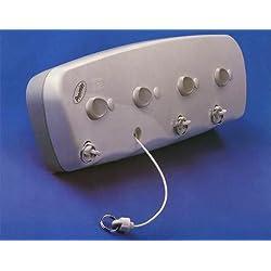 Cuncial M67643 - Tendedero automatico premier 4 cuerdas