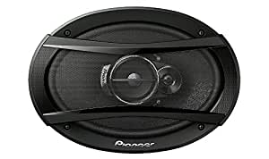 Pioneer TS-A936 6x9-inch 3 Way Co-Axial Car Speaker (Black)