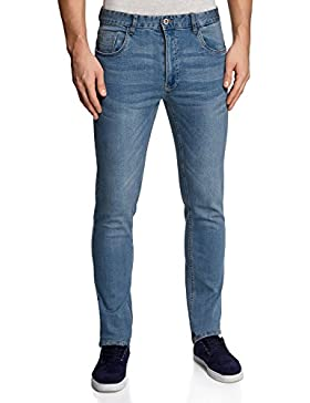 oodji Ultra Uomo Jeans Slim Fit Basic
