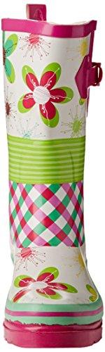 BECK Spring, Damen Kurzschaft Gummistiefel, Mehrfarbig (50), 37 EU -