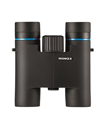 MINOX BLU 8x25 Fernglas – Kompakt-Fernglas für die Tagbeobachtung Das in Jede Hosentasche passt...