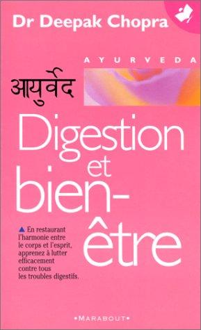 Digestion et bien être