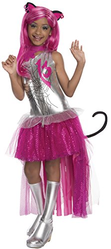 Rubie's 3610070 M - Catty Noir, - Monster High Clawdeen Kostüm