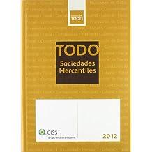 Todo sociedades mercantiles 2012