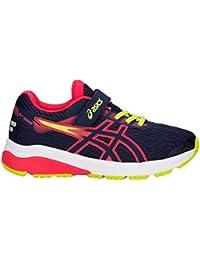 Asics Zapatillas Running Junior – GT 1000 7 PS – 1014 A006 – 401 – Peacoat/Red alert-35