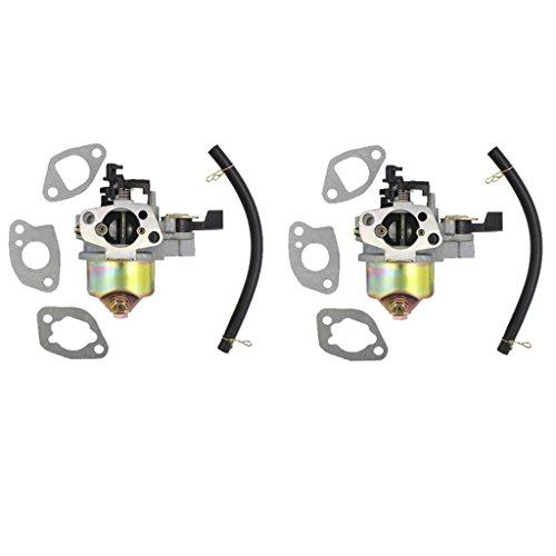 Homyl 2Set Vergaser Carb Kit Für Honda Gxv160