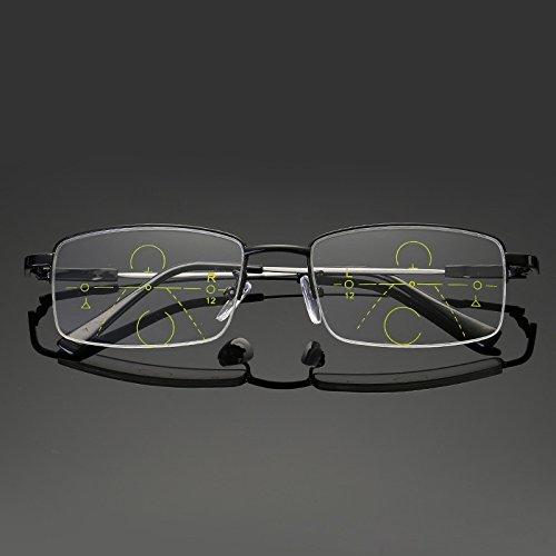 Lzndeal gafas lectura Progressive multifocal Lens