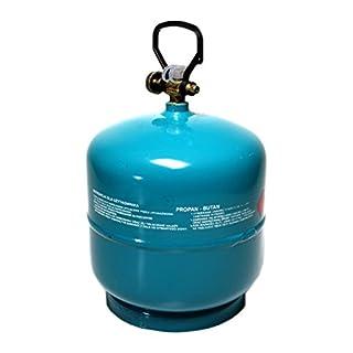 Gasflasche Leere befüllbare 3 kg Propan Butan Gas