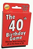 The 40th Birthday Game. Fun new gift or ...