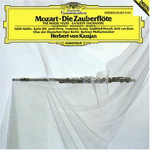 Deutsche Grammophon Production (Universal) Mozart: Die Zauberflöte (Querschnitt)