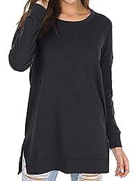 online store c713a 568e5 Amazon.it: Maglie Lunghe Donna L - Abbigliamento sportivo ...
