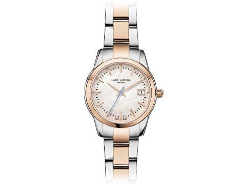 Lars Larsen Reloj los Mujeres 123RMRB