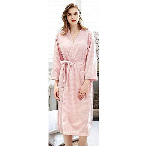 07e81a5e98f30a ZSDGY Vier Jahreszeiten Universal Nachthemd/japanische Yukata/XL Sexy  Pyjamas/dünnes Polyester Double Pocket Nachthemd H-M