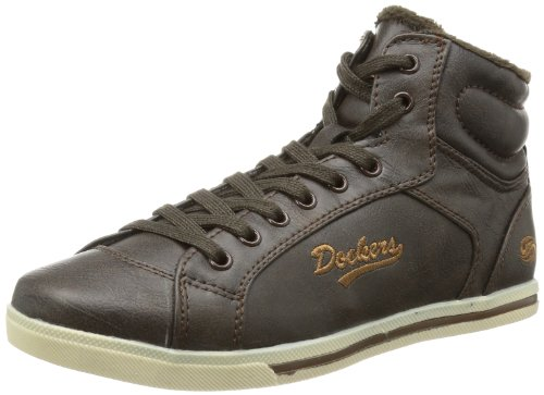 Sneakers marroni per donna Dockers by Gerli Manchester Aclaramiento sgqOva