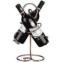 I Los Ornamentos Caseros Del Gabinete Del Vino Del Estante De La Sala De Estar Del Vino Del Acero Inoxidable, Los 35 * 23 * 15Cm, Excepto Espacio